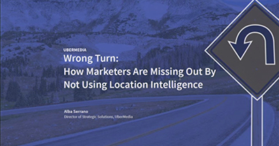 Wrong Turn: How Marketers Are Missing Out By Not Using Location Intelligence