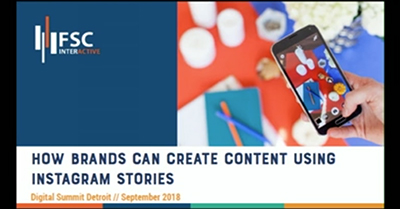 Long Story Short: How Brands Can Create Quick Captivating Content Using Instagram Stories