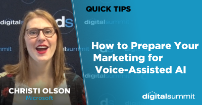 How to Prepare Your Marketing for Voice-Assisted AI