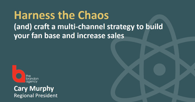 Executing an Integrated, Multi-Channel Strategy to Grow Your Fan Base and Increase Sales