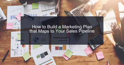 How to Build a Marketing Plan that Maps to Your Sales Pipeline