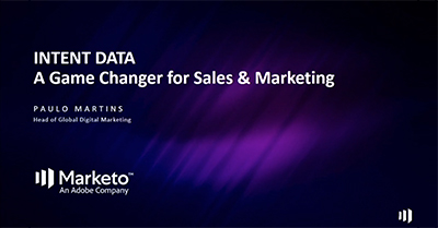 Intent Data – A Game Changer for Sales & Marketing