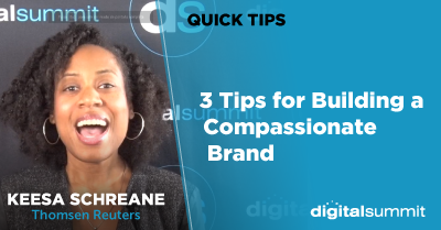 3 Tips for Building a Compassionate Brand