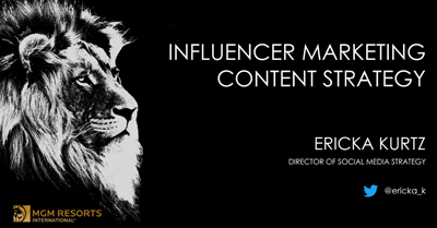 A Method Behind the Madness of Influencer Marketing