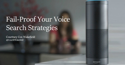 Fail-Proof Your Voice Search Strategies