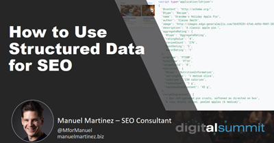 How to Use Structured Data for SEO