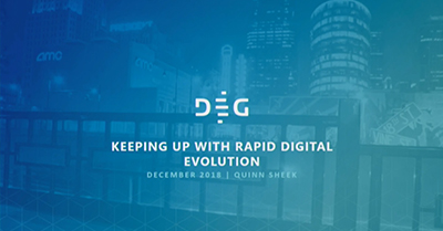 Keeping Up With Rapid Digital Evolution in 2019