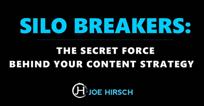 Silo Breakers: The Secret Force Behind Your Content Strategy