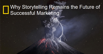 Why Storytelling Remains the Future of Successful Marketing