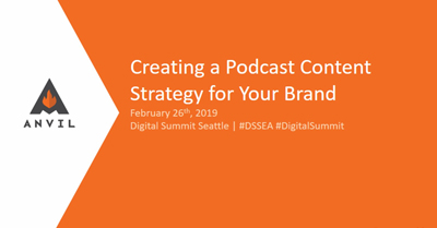 Creating a Podcast Content Strategy for Your Brand