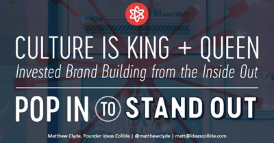 Culture is King: Why Investing in a Good Culture Makes a Great Brand