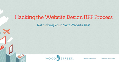 Hacking the Website Design RFP Process
