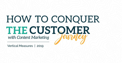 Move Prospects Through the Customer Journey With a Solid Content and Digital Marketing Strategy