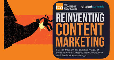 Reinventing Content Marketing Into a Measurable Business Strategy