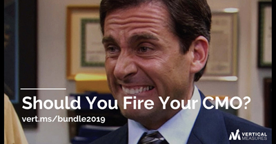 Should You Fire Your Chief Marketing Officer?
