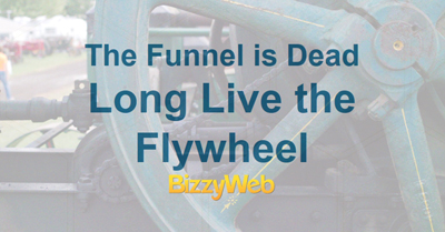 The Funnel is Dead: Long Live the Marketing Flywheel to Engage Customers
