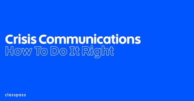 Crisis Communications: How To Do It Right
