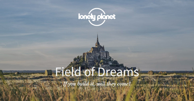 Field of Dreams: People May Come to Your Site but Will They Take Action