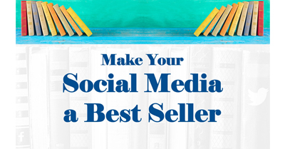 Make Your Social Media Strategy a Best Seller