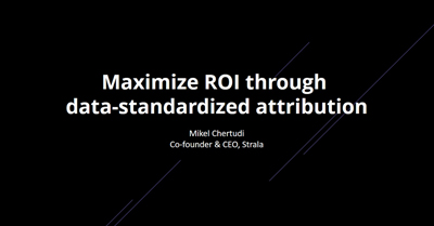 Maximize Marketing ROI with a Data-First Approach to Attribution Modeling
