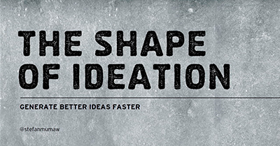 The Shape of Ideation