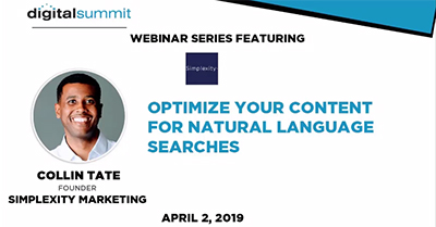 Optimize Your Content for Natural Language Searches