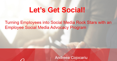 How to Turn Employees into Social Media Rock Stars with an Employee Advocacy Program