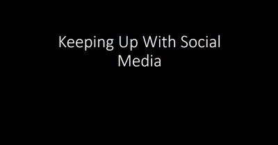 Maintaining Brand Relevance On Social