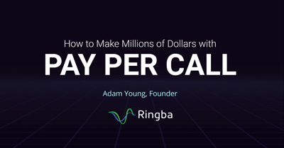 How to Make Millions of Dollars with Pay Per Call