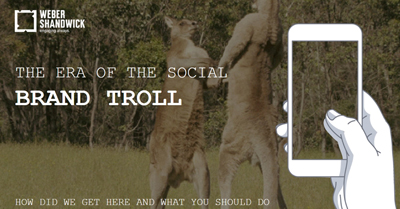The Era of the Social Brand Troll: How We Got Here and What You Should Do