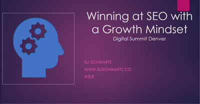 Winning at SEO With a Growth Mindset