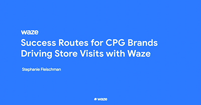 Implementing Destination-Based Marketing to Win More Store Visits