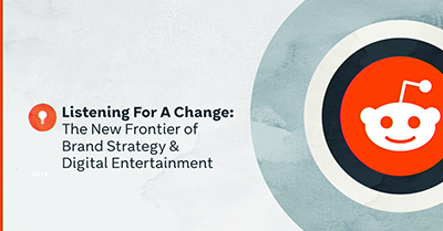 Listening For A Change: The New Frontier of Brand Strategy and Digital Engagement