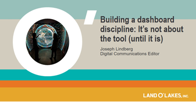 Building a Marketing Dashboarding Discipline: It's Not About the Tool (Until It Is)