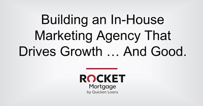 Building an In-House Marketing Agency That Drives Growth … And Good