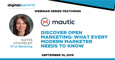 Discover Open Marketing: What Every Modern Marketer Needs To Know