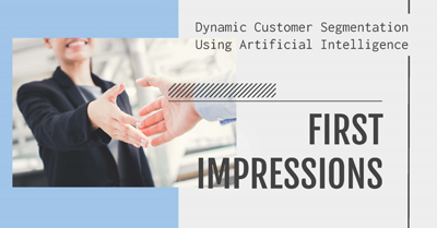 First Impressions: Creating Iterative, Automated Customer Segmentation with AI
