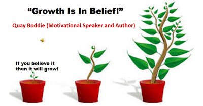 Growth Is In Belief! A Fresh Perspective to Grow Your Business