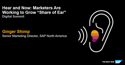 "Hear and Now: Marketers Are Working to Grow ""Share of Ear"""