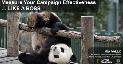 How to Measure the Effectiveness of Your Marketing and Social Campaigns Like a Boss