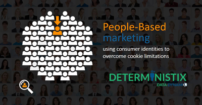 People Based Marketing – Using Consumer Identity to Overcome Cookie Limitations