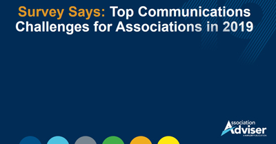 Survey Says: Top Marketing Challenges for Associations in 2019