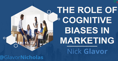 The Role of Cognitive Biases in Marketing