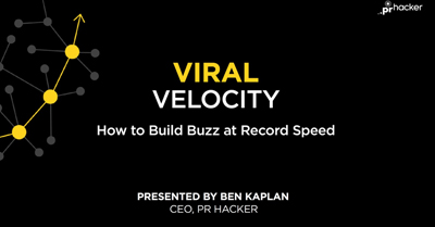 Viral Velocity: How to Build Buzz at Record Speed