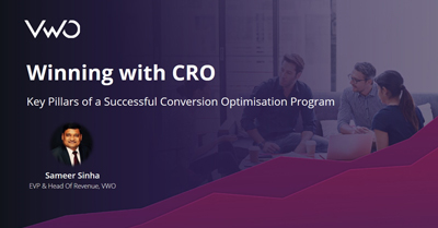 Winning with CRO: Key Pillars of a Successful Conversion Optimization Program