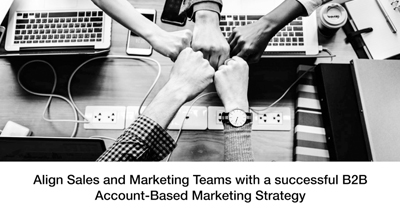 Align Sales and Marketing Teams with a Successful B2B Account-Based Marketing Strategy