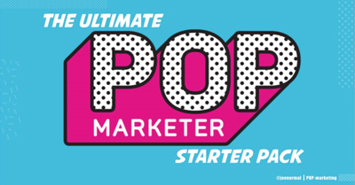 How to Become a Pop-Marketer: Wield Attention Like a Lightsaber, Using the Power of Popular Culture