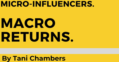 Micro-Influence. Macro Returns