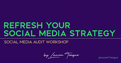 Refresh Your Social Media Strategy with a Competitive Audit