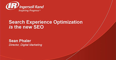 Search Engine Experience is the New SEO